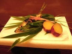 京都「味留」の食事