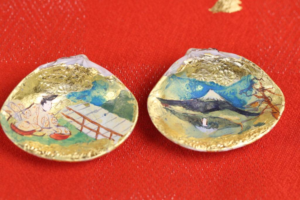 百人一首から4、山部赤人ーーーー田子の浦に うちいでてみれば 白妙の富士の高嶺に 雪は降りつつ