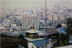 20年ほど前に撮影した大分駅裏の様子