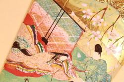 みかわ工房の京風羽子板です。